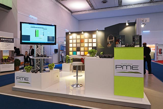 Messestand PME