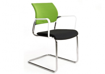 dauphin besucherstuhl x code visitor pure style premium. Black Bedroom Furniture Sets. Home Design Ideas